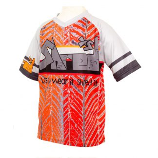 ShredXS Funky Short Sleeve Cycle Jersey