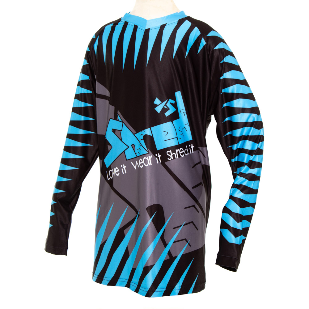 Downhill Animal Jersey For Kid MTB Riders - Smooth Stretch - ShredXS 539208b1b