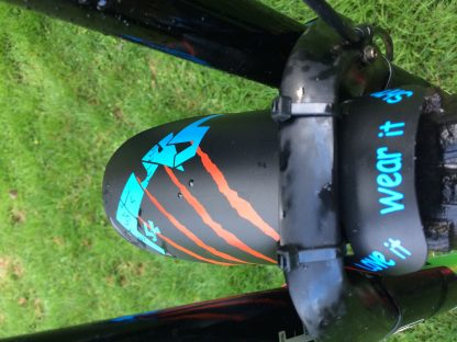 Mudguard On Bike