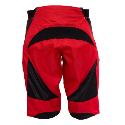 ShredXS Downhill Shorts Red